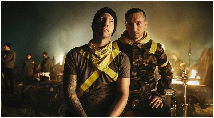 "Twenty One Pilots' Music Video for 'Jumpsuit"" Tells a Story and Begins the New Era Full of Unexpected Things."