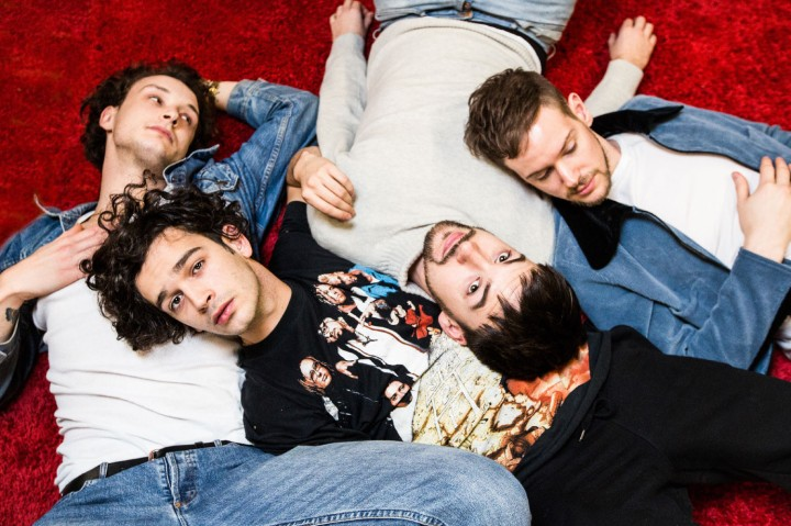 """The 1975 Release New and Exciting Song """"Give Yourself A Try"""" Which is Nothing Like Their OldStuff."""
