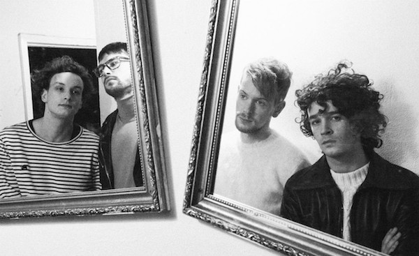 The 1975 Makes Connects Between Their New Songs and We Had No Idea.