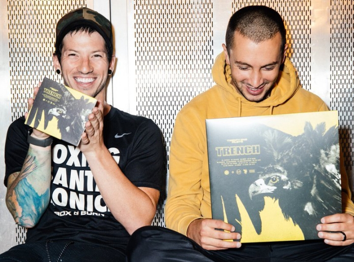 "Here is a Break Down of Every Twenty One Pilots Song from Their New Album ""Trench""."