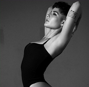 """Halsey Breaks New Personal Levels With Single """"WithoutMe""""."""